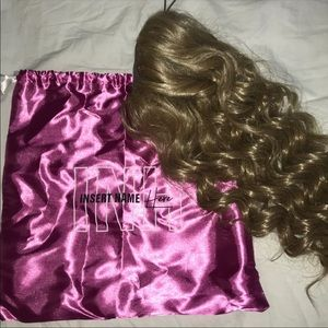 Insert name here (inh) ponytail extension